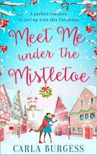Review 'Meet Me Under The Mistletoe' by Carla Burgess | Maureen's Books